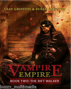 The Rift Walker AudioBook -  The Vampire Empire Series  Read by James Marsters