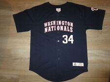 Bryce Harper #34 Washington Nationals MLB Jersey Youth XL 18-20 children