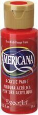 Peinture Acrylique Americana - DecoArt - 59ml True Red