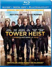 Blu-ray: Tower Heist (Digital Copy, Ultraviolet, 2013, Canadian) New