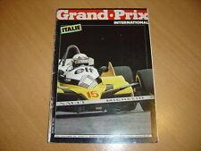 Grand-Prix international N° 39 Italie