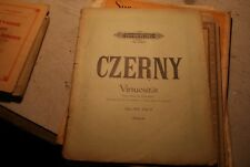 CZERNY - PIANO - Partition 11