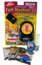 THE ULTIMATE FART PRANK KIT - Poop No.2 Smelly Remote Stink Bombs Liquid Ass