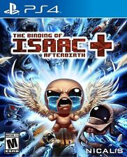 Brand New & Factory Sealed The Binding of Isaac: Afterbirth+ - PlayStation 4