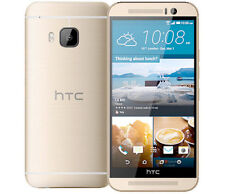 "HTC One M9 32GB Gold (T-Mobile) Android 4G LTE 5.0"" 20MP Camera Smartphone Fair"