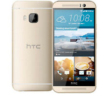 """HTC One M9 32GB Gold (T-Mobile) Android 4G LTE 5.0"""" 20MP Camera Smartphone Fair"""