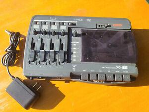 Fostex X-12 Analog Multitrack 4-Track Cassette Tape Recorder