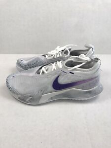 Nike React Vapor NXT HC Tennis Sneakers Womens Size 7.5 CV0742-024