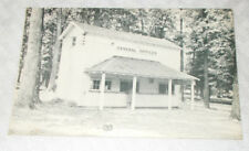 POSTCARD Office, Summit Grove Camp, New Freedom PA Christian Missionary Alliance