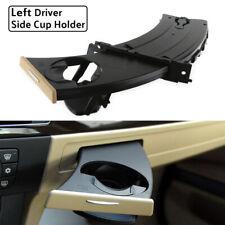 For BMW E90 E91 E92 E93 Left Driver Retractable Cup Holder Beige 51459173467