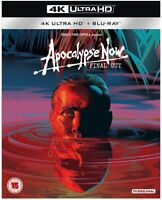 Apocalypse Now Final Cut 4K Ultra HD Blu-ray New With Free And Fast Delivery
