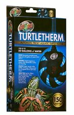 Zoo Med Turtletherm Automatic Preset Aquatic Turtle Heater 150 Watts