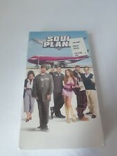 Soul Plane Movie VHS VCR Tape Snoop Dogg Kevin Hart Comedy Movie Tom Arnold