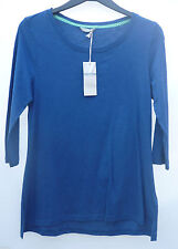 Marks and Spencer Women's Cotton Length Sleeve Tops & Shirts
