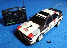 Vintage Nikko Technotoy Audi Quattro Ur-Quattro 1:11 Robbe 1982 Rarität