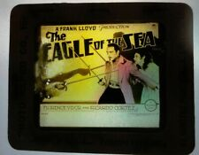 "Vintage Movie Slide: ""The Eagle of the Sea"""