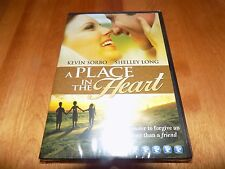 A PLACE IN THE HEART Kevin Sorbo Shelley Long Family Drama DVD SEALED NEW