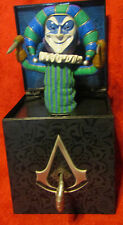 "Assassin's Creed Brotherhood Harlequin Jack In The Box 6"" with Key 2010 Ubisoft"