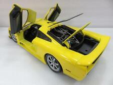 Motor Max 73005  Saleen S7  1:12 Scale Diecast Metal Model Car Yellow