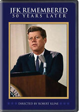 JFK REMEMBERED: 50 YEARS LATER - DVD - Region 1