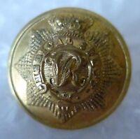 Button- VICTORIAN Medical Staff Button GILT Button 22 mm; 1 pcs Jennens & co