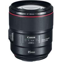Canon EF 85mm f/1.4L IS USM Lens 2271C002