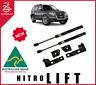 Front Hood Bonnet Gas Strut Damper Lift Kit-Mitsubishi NS NT NW NX Pajero 06-On