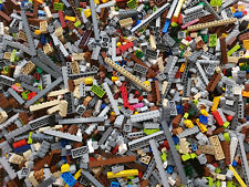 100g LEGO® nur Basic Steine Bunt viele Farben gemischt 0,1kg