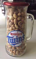 Vintage Minnesota Twins Mug O' Nuts Unopened 1980's