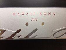 Nespresso Kona Special Reserve - Very Rare - 2012