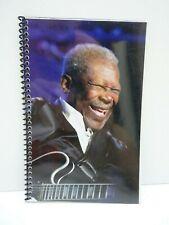 BB King Music Festival 2011 Concert European Tour Itinerary Book