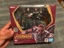 Marvel Avengers Infinity War S.H. Figuarts FALCON US SELLER BANDAI