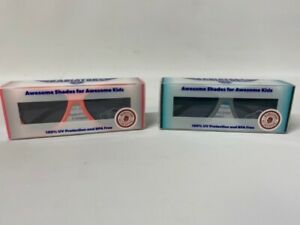 Babiators Aviator 2-Tone Kid's Sunglasses 3-5yrs UV Protection, Pick Color - NEW