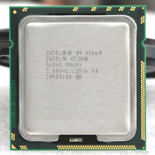 Intel X5660 Xeon 6 Core 2.8Ghz CPU SOCKET 1366 SLBV6 FAST HEX CORE! SUPER VALUE!