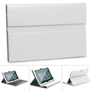 For Microsoft Surface Windows RT Tablet PU Leather Stand Case Cover Skin Holder