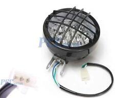 NEW 12V LED 3 WIRE HEADLIGHT W/ HIGH LOW BEAM ATV GO KART QUAD SCOOTER H LT04