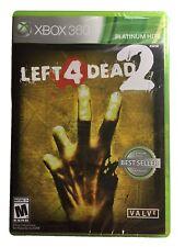 NEW Left 4 for Dead 2 (Xbox 360, 2009) U.S. Version