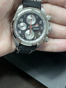 Victorinox Swiss Army Vintage Chronograph 241187 Automatic Men's Lovely watch