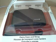 Tomtom Carrying Case And Strap For The Go 720/920 And 730/930 GPS.Very good cond