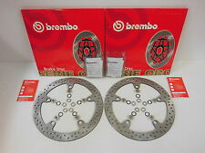 Brembo Bremsscheiben Bremse vorne 4,5mm + Floater BMW R 1200 R RT bis Nov.2007