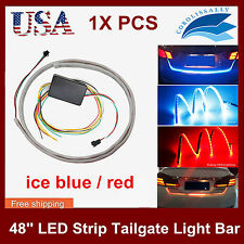 1X48'' LED Strip Tailgate Light Bar Truck Running Brake Reverse Turn Signal Lamp