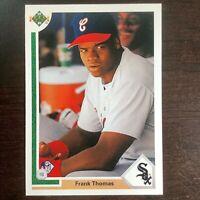 1991 Frank Thomas Upper Deck #246 Chicago White Sox