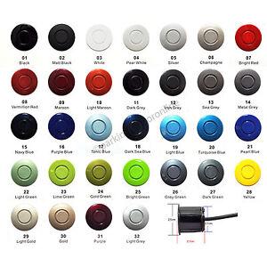 CISBO Reverse Parking 4 Sensor Sensors Aid Kit Audio Speaker Various Colours