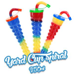 Yard Cups, Slush Cup 350ml 11.8oz – Box 190 / 0.58€ pcs – MIX Colours