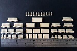 KF2510 2.54mm Connector Sets, Molex KK Compatible- Great for Arduino - UK Seller