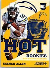 2013 Score Hot Rookies #5 Keenan Allen Chargers