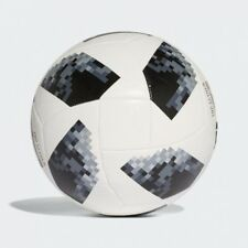 Telstar 18-UEFA-Glider White/Black-Football-Soccerball Size 5