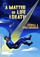 CRITERION COLLECTIONS DCC2927DDV MATTER OF LIFE AND DEATH (DVD/1946/2 DISCS/F...