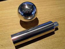 Impugnatura FRENO A MANO & gearknob Set, MAZDA MX-5, POLISHED ALUMINIUM MX5, HAND MADE