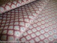 Pink Diamond Acrylic Velvet Heavy Upholstery Fabric